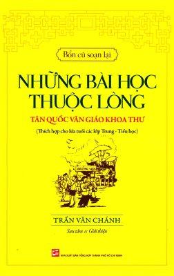 """Đọc sách """"Những bài học thuộc lòng - Tân Quốc văn giáo khoa thư"""" (Nguyễn Văn  Tuấn)"""
